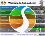 Soil-Net - Englischsprachiges Internetportal