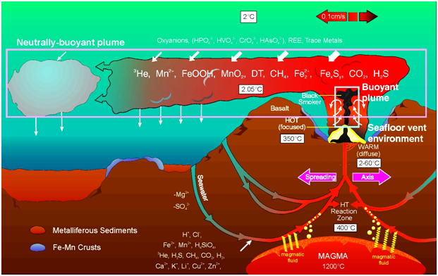 an analysis of hydrothermal vent