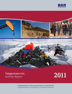 Activity report Federal Institute for Geosciences and Natural Resources 2011