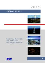 Energy study 2015. Reserves, Resources and Availability of Energy Resources. Title page