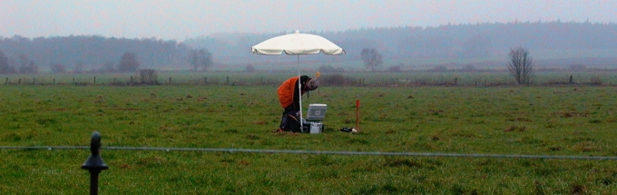 TEM measurements for groundwater exploration over the Cuxhavener Rinne