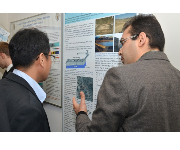 "Conference ""Hydrogeology of Arid Environments"""