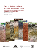 Deutsche Ausgabe der World Reference Base for Soil Resources 2006