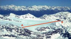 Careser-Gletscher / Ortler Massiv