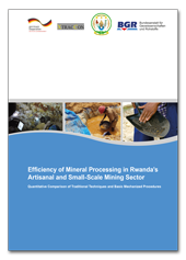 Efficiency of Mineral Processing in Rwanda's Artisanal and Small-Scale Mining Sector