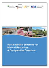 Sustainability Schemes for Mineral Resources: A Comparative Overview