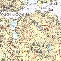 Flensburg Karte.Bgr Karten Geologische übersichtskarte 1 200 000 Blatt Cc