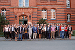 "Teilnehmer des internationalen Workshops ""Grundwassersysteme in Europa"""
