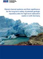 Glacial channel systems North Germany  - Cover