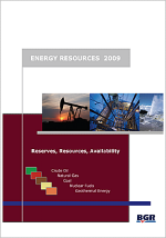Energy Resources 2009 CoverSheet
