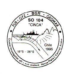 Cruise SO104-CINCA-Logo