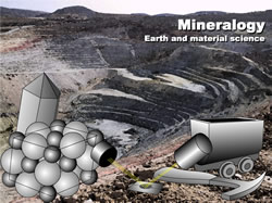 Mineralogy – the link between natural resources and technical use