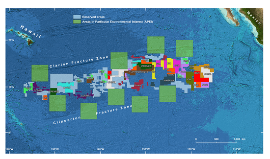 Bgr Law Of The Sea Manganese Nodule Exploration In The German