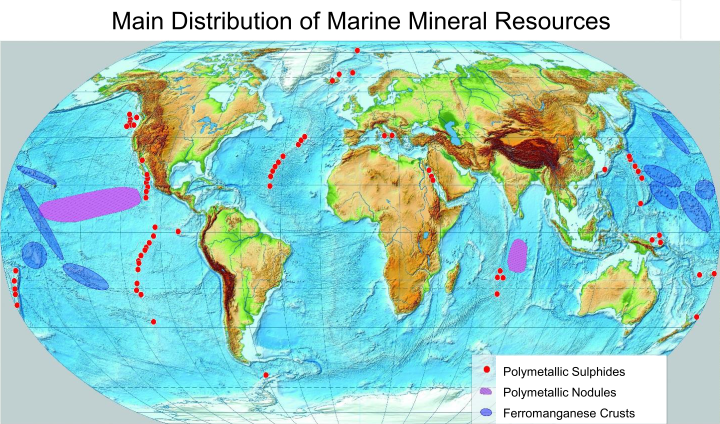 Bgr Investigation Of Marine Mineral Resources