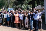 Participants of the SADC-GMI Groundwater Conference, Johannesburg, South Africa