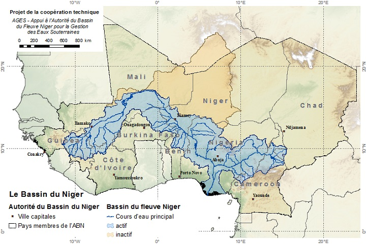 BGR - Groundwater resources management - Niger River Basin