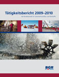 Der neue Tätigkeitsbericht der BGR