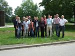 Die Teilnehmer des INSPIRE-Workshop 2011