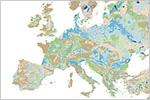 Grundwasserkarte IHME 1500