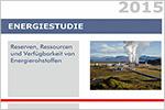Energiestudie 2015