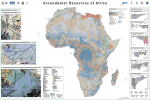 Groundwater Resources Map of Africa